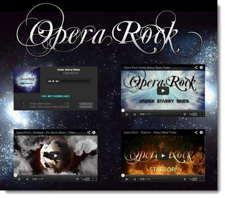 Opera Rock: data di uscita e tracklist per STARBORN