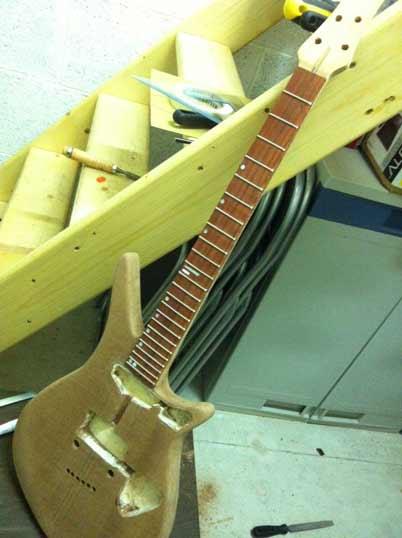 Costruire una chitarra