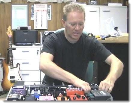 Effettistica per chitarra elettrica (part 1)