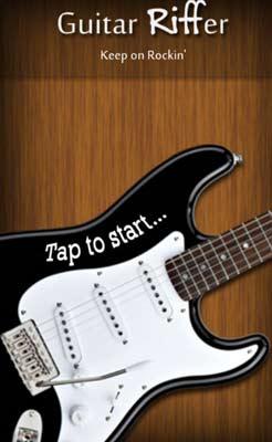 Guitar Riffer come suonare Riff famosi sul cellulare