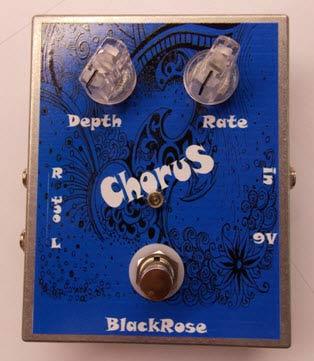 BlackRose Pedals: costruiamoci un Chorus stereo