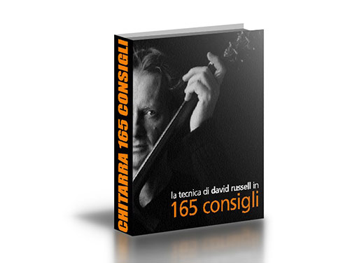 E-book Gratuito: 165 Consigli per iniziare a suonare la Chitarra di David Russell