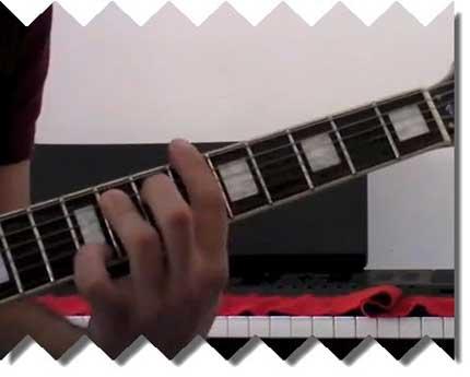 Impara il giro Rock in meno di un minuto by Bluesperprincipianti