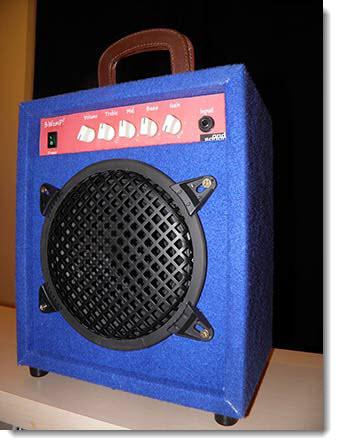 Il 3WamP! Piccolo amplificatore valvolare by La Liuteria Elettrica