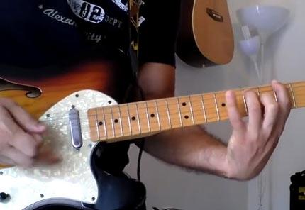 BluesPerPrincipianti: oggi spieghiamo i Power Chords