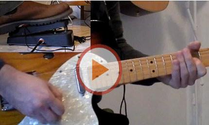 Schema Elettrico Wah Wah : Lezione di chitarra come utilizzare il wah wah assoli di chitarra