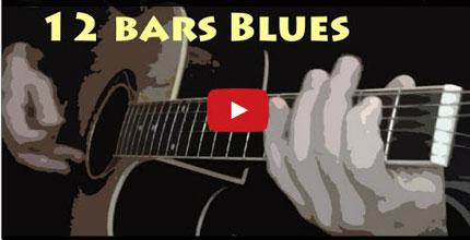 Lezioni di Chitarra: Blues 12 battute