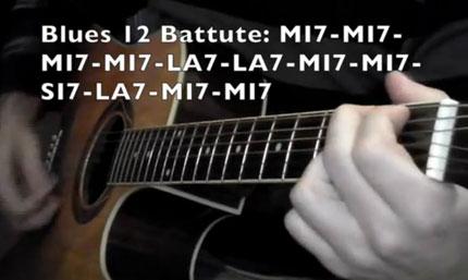 Blues 12 battute: lezione by BluesPerPrincipianti