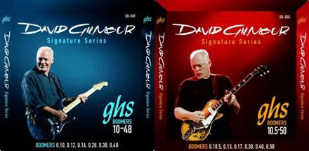 Corde Chitarra David Gilmour Signature Ghs