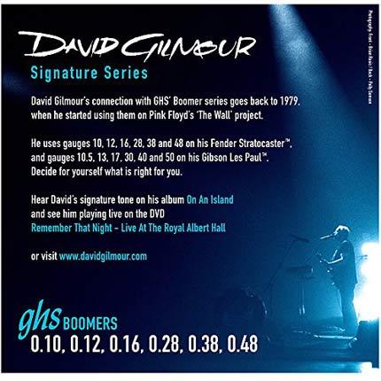 String David Gilmour
