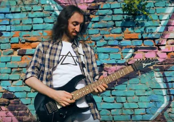Matteo Brigo su Assoli di chitarra