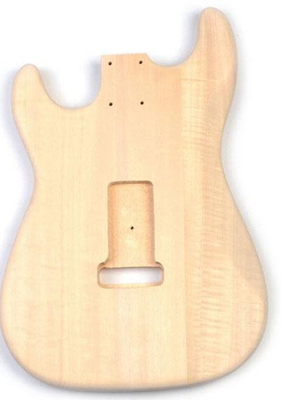 Stratocaster in kit